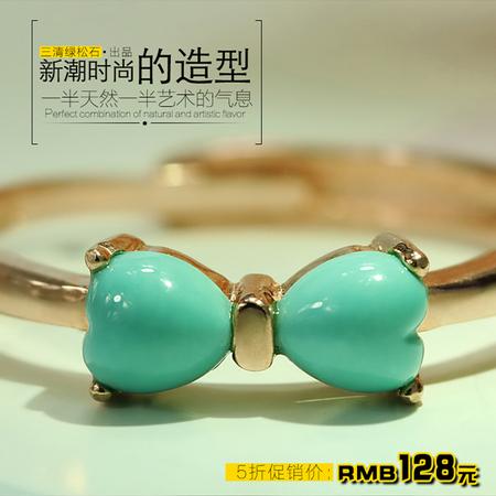 2017三清精品心形女戒,走量,特价128元